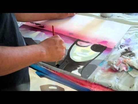 The Process of Making Album Art