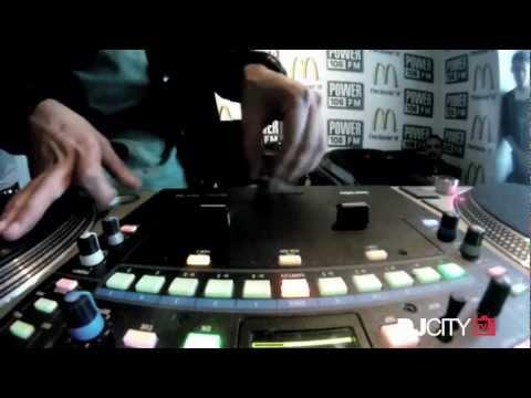 Cutting Room x Power 106 LA: DJ Ever, DJ Fuze, Epic Twelve, DJ Coke-E