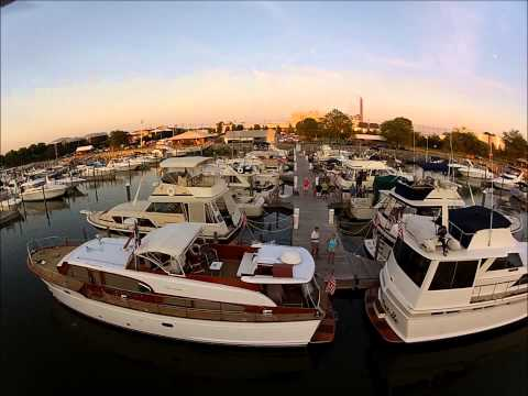 2013 Chris Craft Commander Club Rendezvous St Clair, MI