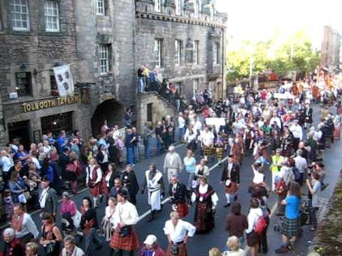 Gathering Parade 2009