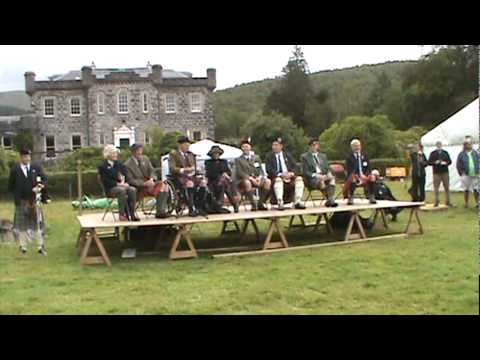 Clan Cameron Gathering-Achnacarry 2009