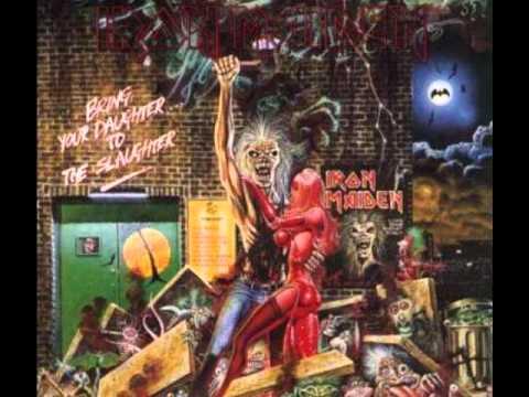 Iron Maiden - Communication Breakdown (Led Zeppelin Cover)