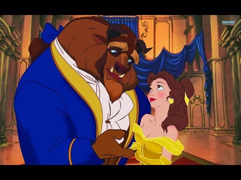 BEAUTY AND THE BEAST - cartoon movie | animated movies | animation movies | disney cartoon