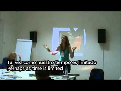 Thought´s Vices-Vicios del pensamiento (Roxana Kreimer en la Universidad de Belgrado) Subt sp/eng