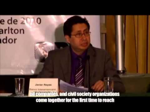 Extrayendo Transparencia Ecuador