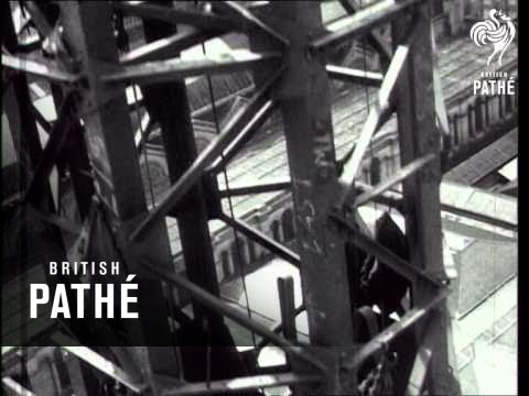 TV Comes To Alexandra Palace (1938)