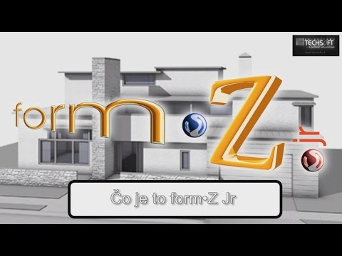 Co je to Form•Z ?