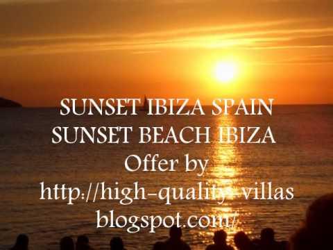 Ibiza Sun Set SPAIN