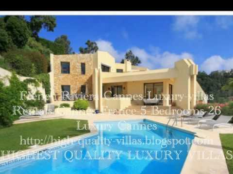 LUXURY CANNES VACATION RENTAL FRANCE