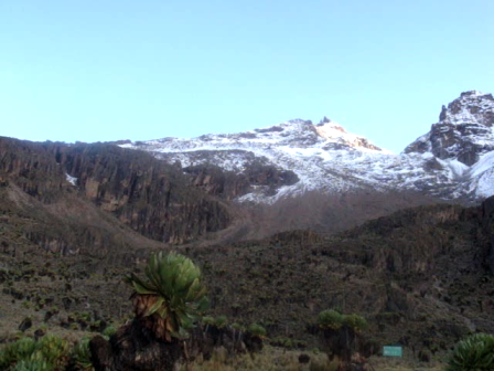 YHA-Kenya Travel,small group adventures, mountain climbing, climbing Kenya mountain