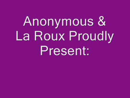 """RARE TRACK!!! La Roux - """"In For The Kill"""" Anonymous' Response to Elly Jackson (With Lyrics)"""