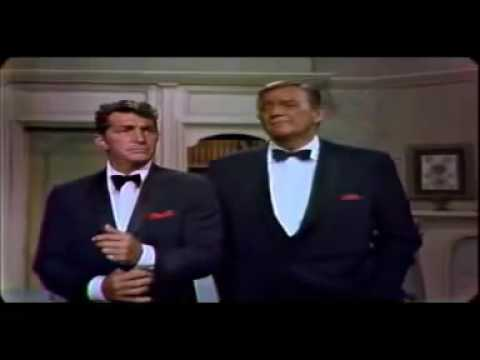 Dean Martin John Wayne   Everybody loves somebody Sometime