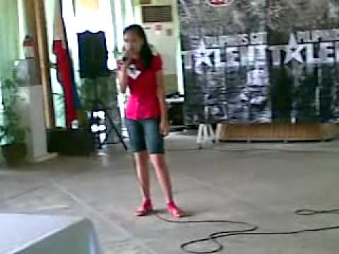 Pilipinas Got Talent Audition - Jo Anne Sotto