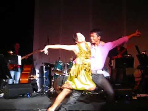 "SITTI (Bossa Nova) - ""Baila"" Live! @ The Captain's Bar"