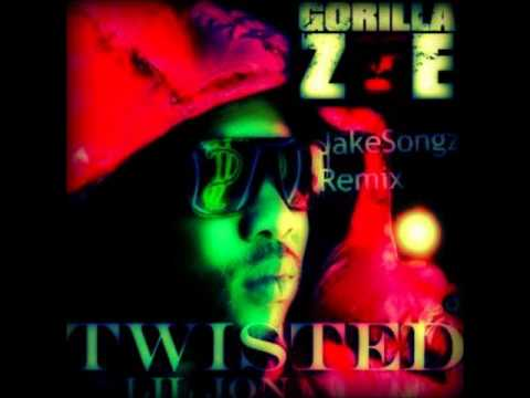 Gorilla Zoe -Twisted Ft. JakeSongz ( 2011 Remix )