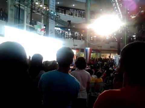 Noel Kabangon Concert in Market Market - Part 1