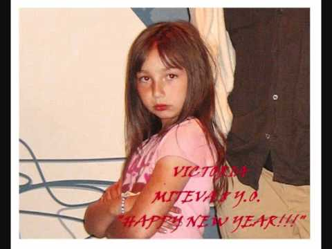 """Victoria Miteva 8 y.o. """"Happy New Year"""" Los Angeles 2011"""