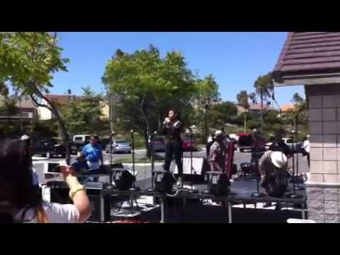 Saika performing at the NAACP Juneteenth Celebration 6/18/2
