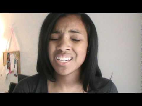 Me singing Tyrone by Eryka Badu