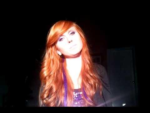 Danielle scott singing bubbly