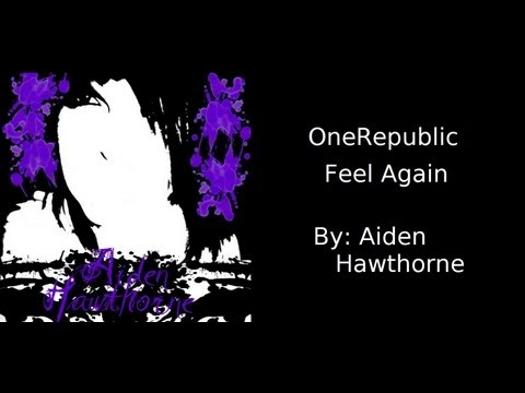 Feel Again Cover by OneRepublic