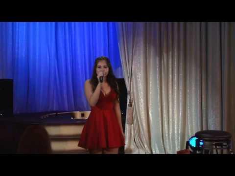 """Lauretta Williams  sings"""" Feelin' Good""""   ( 10/11/2015 )   Las Vegas, Nevada"""