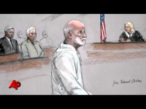 Mob Boss Bulger Brought Back to Boston, Faces Charges