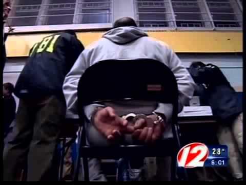 Jan. 2011 Mafia bust charged 127 people