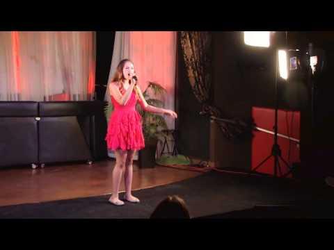 "Lauretta Williams sings ""By The Grace Of God"" ( 6/01/2014 )   Las Vegas, Nevada"