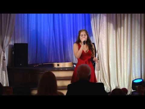 """Lauretta Williams sings""""Ave Maria""""    ( 10/11/2015 )   Las Vegas, Nevada"""