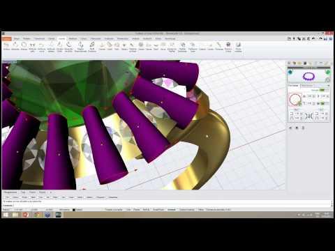 Rhino FabStudio UPB - Diseño de Joyas con RhinoGold