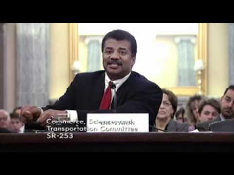 Neil deGrasse Tyson Testifies Before Senate Science Committee, March 7, 2012