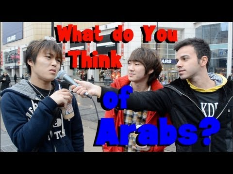 What Do You Think of Arabs? || The Epic Interview