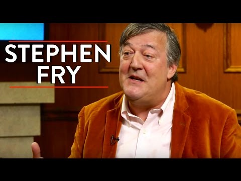 Stephen Fry on Political Correctness and Clear Thinking