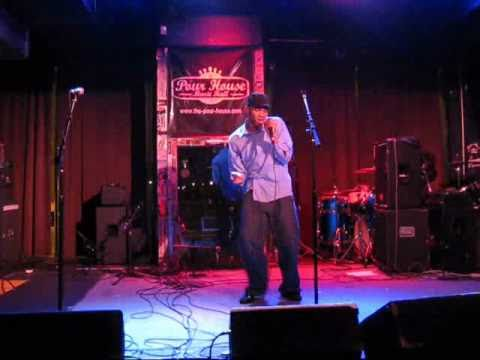 Tyrone- The Club show 018