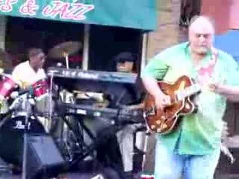 Sweet Auburn Festival - Downtown Atlanta - 10-6-2007