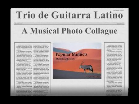 Trio de Guitarra Latino