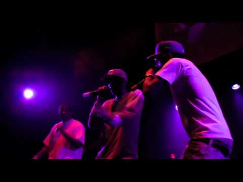 Tha Ones Performing So Propa  opening for Xzibit April 23 2011 @ The Key Club