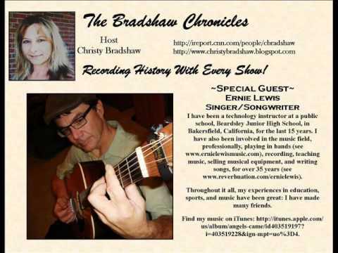 Ernie Lewis Singer/Songwriter on The Bradshaw Chronicles