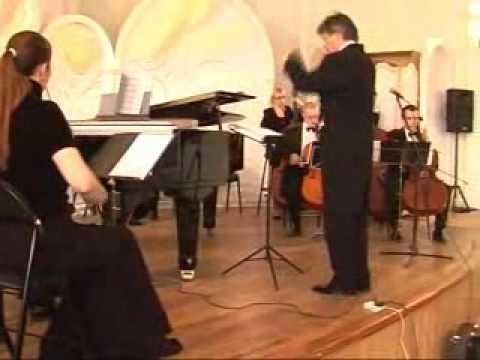 "Igor Besschastny-The Overture to music ""Gondla(Gumilev poetry)"""