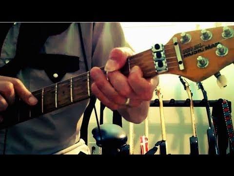 Johnny Beane Ernie Ball Music Man Dreamscape Challenge