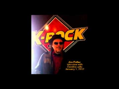Jim Fidler on 'Under the Influence' with Candice Udle of K-Rock 97.5 FM