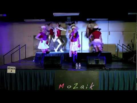 MoZaiK-Stereo Hearts at the Queen Mary Music Festival(I'm On A Boat)