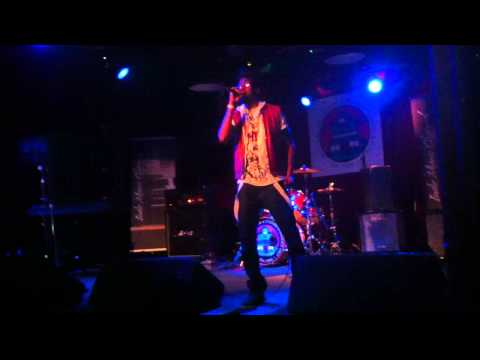 """Crissanji - Gimme Some More """"Indie Music Revolution Tour"""""""