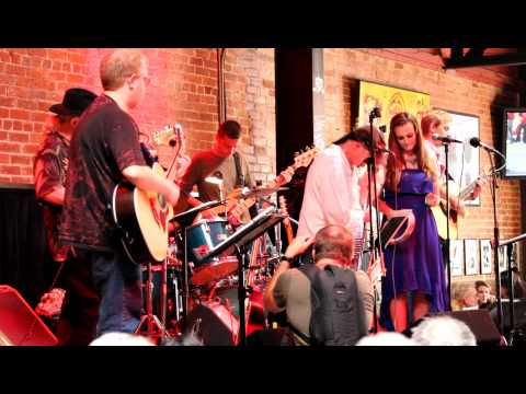 SOS by Travis Coco performed by The Robert Deller Band