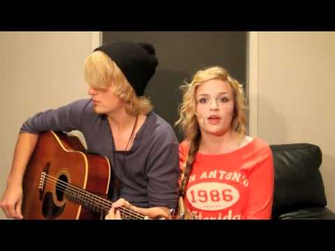 Lady Gaga - You And I Cover/Hey Jude mash-up Maddi Rose (Saward)