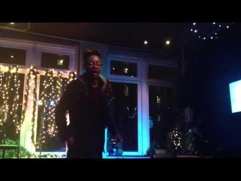 Crissanji - Just You And Me (Holiday performance at Lilly's Pad New Haven, CT)