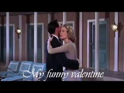 YVONNE J - MY FUNNY VALENTINE