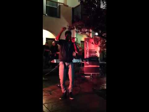 Crissanji - Gimme Some  More(live) IMC VIP party.