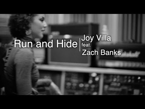 """Run and Hide""-Joy Villa Feat. Zach Banks (Official Music Video)"